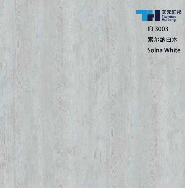 Hot resin impregnated paper autumn ash veneer I.DECOR Decorative Material Brand