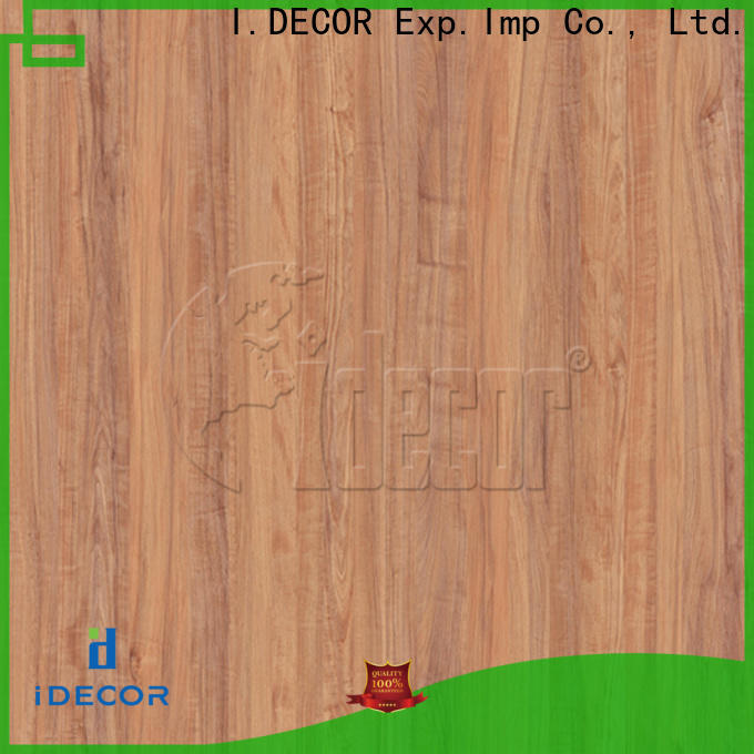 I.DECOR professional wood pattern paper series for dining room