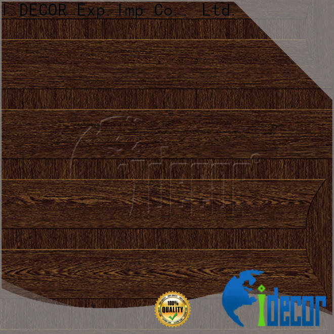 I.DECOR sturdy wood grain printer paper directly sale for drawing room