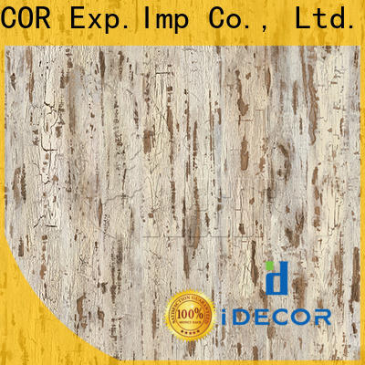 stable wood grain embossed paper series for dining room