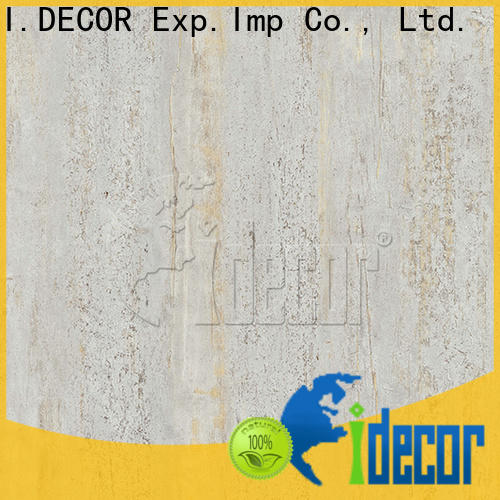 I.DECOR stable wood background paper from China for dining room