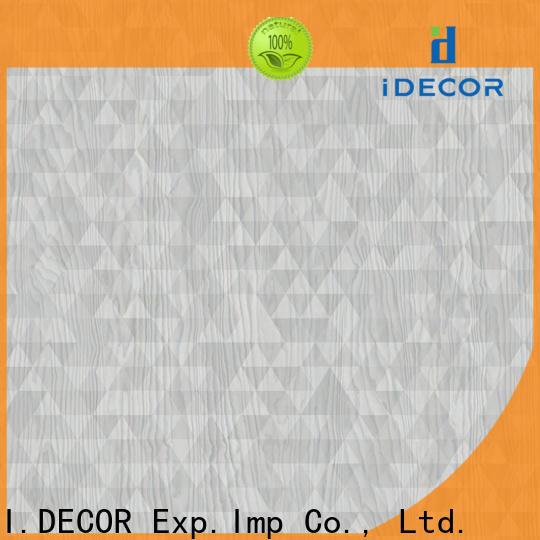I.DECOR bilbao melamine panel board customized for hotel