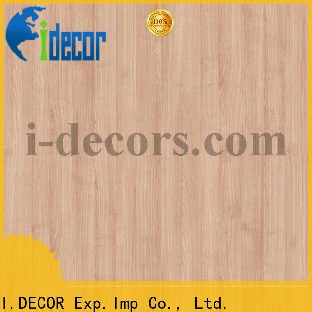 I.DECOR unique decorative melamine paper factory price for school