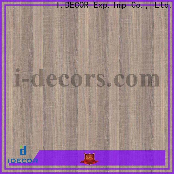I.DECOR chipboard melamine impregnated decorative paper factory price for school