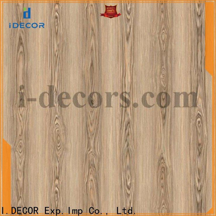 I.DECOR customized melamine paper manufacturers supplier for house