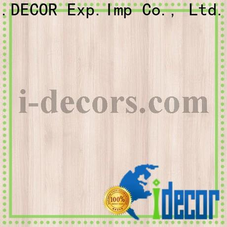 I.DECOR customized melamine impregnated paper suppliers wholesale for wall
