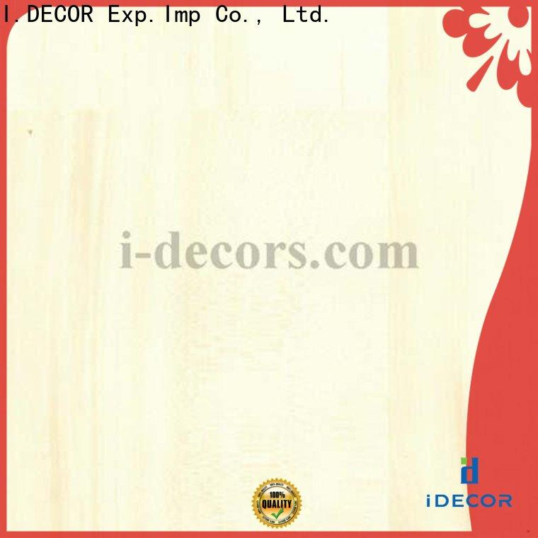 I.DECOR stable melamine wood series for guest room