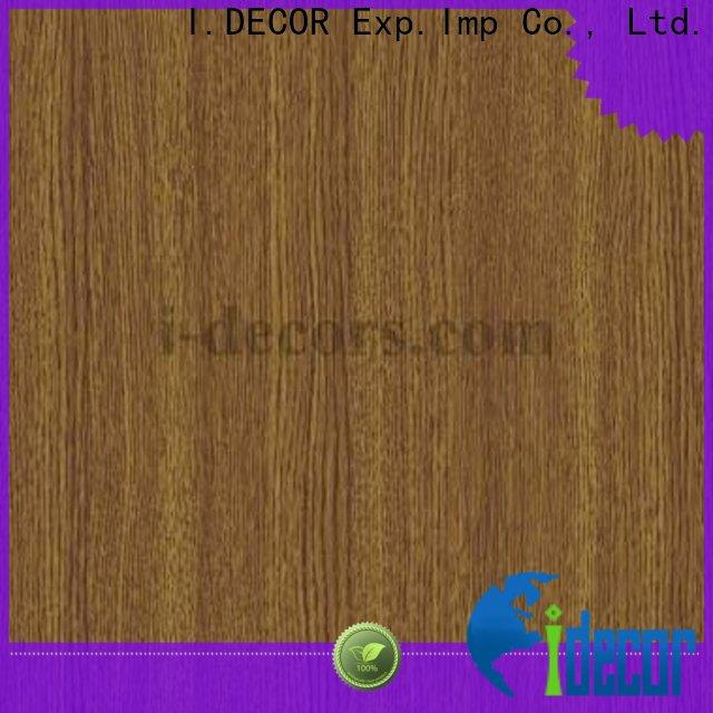 I.DECOR specialty printing paper promotion for theater