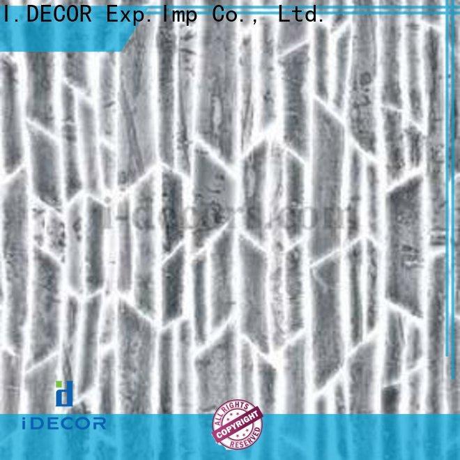 I.DECOR porcelain covering wood furniture with paper on sale for restaurant