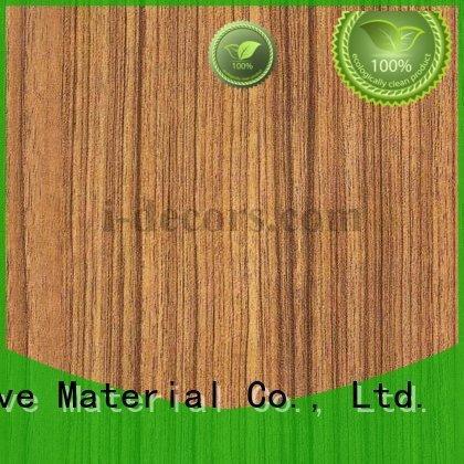 I.DECOR Decorative Material Brand 40501 40502 furniture laminate sheets 40530 teak
