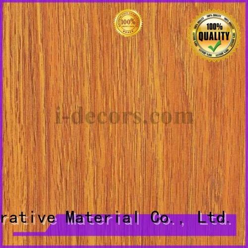 I.DECOR Decorative Material wood wall covering id7024 kop oak