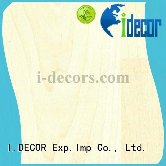 I.DECOR grain wood texture paper series for dining room