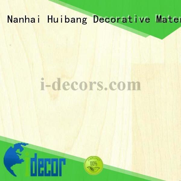 I.DECOR Decorative Material PU coated paper decorative 40609 40604 paper