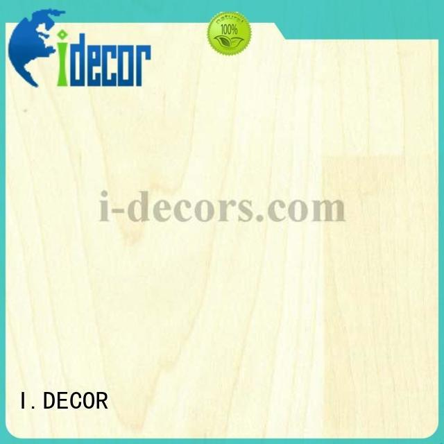 I.DECOR Brand maple 40609 decorative wood grain paper