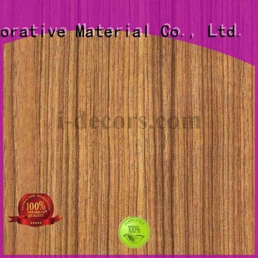 furniture laminate sheets 40504 teak grain I.DECOR Decorative Material