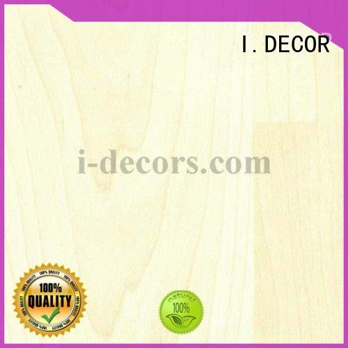 Wholesale beautiful wood grain paper I.DECOR Brand