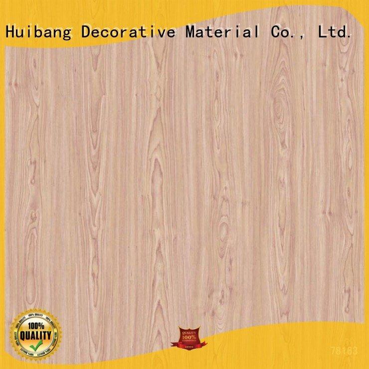 OEM decor paper 1860mm melamine wall decoration with paper