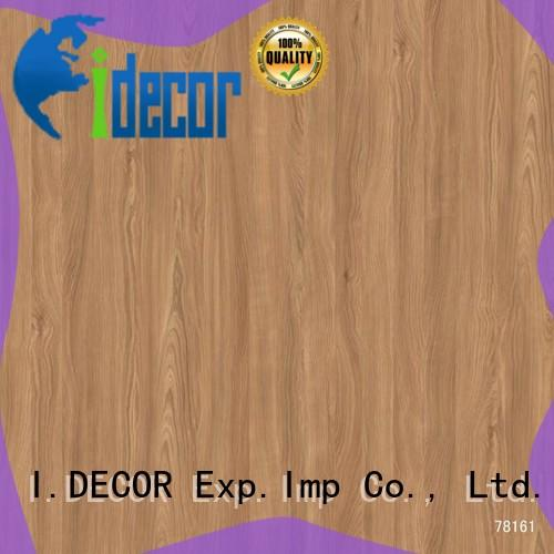 I.DECOR practical decor paper manufacturers melamine for store