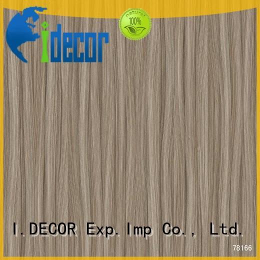 I.DECOR teak decor paper manufacturers design for gallery