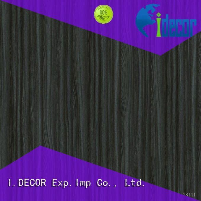 I.DECOR idecor decor paper for laminates design for store