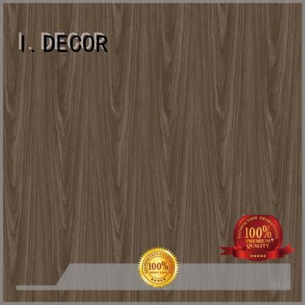 Quality I.DECOR Brand paper decor paper