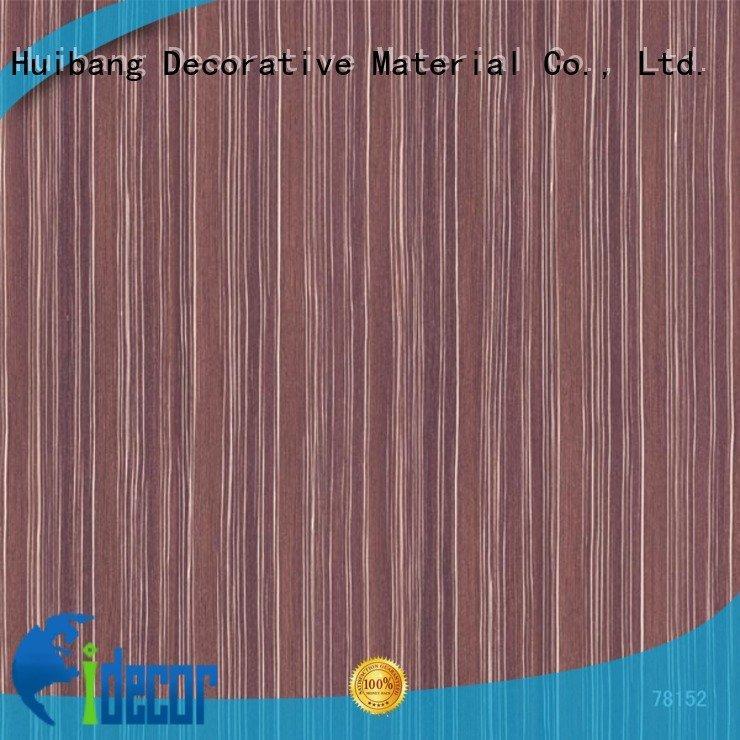 feet width 2090mm decor paper I.DECOR Decorative Material