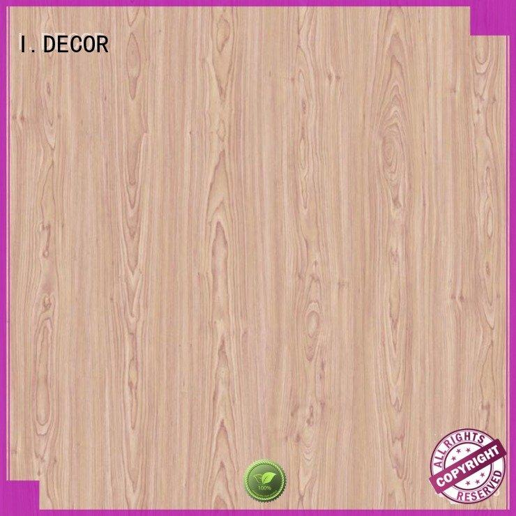 wall decoration with paper 7ft decor paper teak I.DECOR