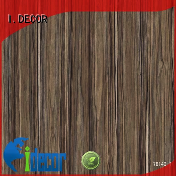 I.DECOR Brand line wall decoration with paper 7ft paper