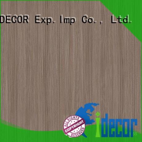 I.DECOR oak paper art for wall decoration design for shopping center