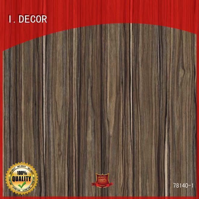 line melamine hot sale decor paper I.DECOR