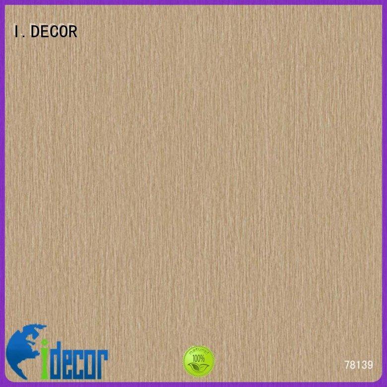 wall decoration with paper oak decor paper line I.DECOR