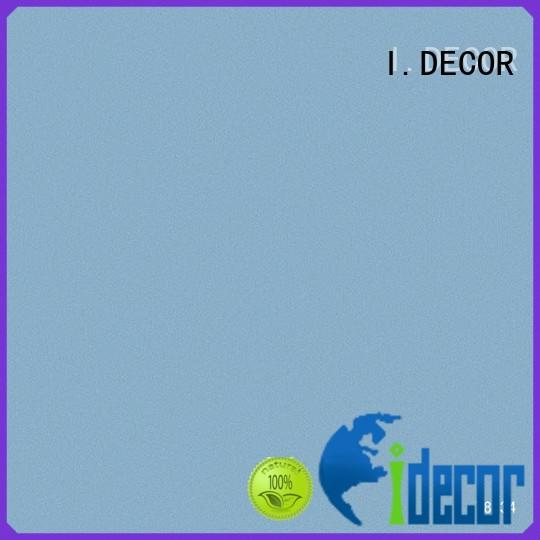 I.DECOR Brand cylinder hot sale walnut custom wall decoration with paper