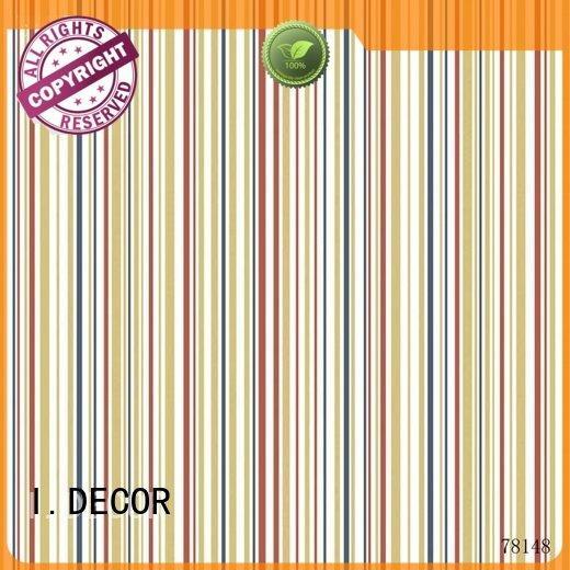 I.DECOR printing oak decor paper cylinder paper