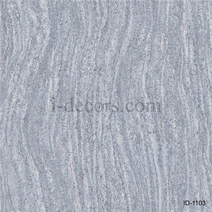 ID1103 decor paper 4 feet with imported ink