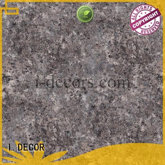 I.DECOR Brand paper feet decorative paper sheets imported supplier