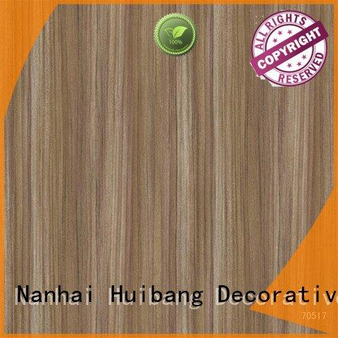 I.DECOR Decorative Material wall decoration with paper 78115 walnut printing 78104
