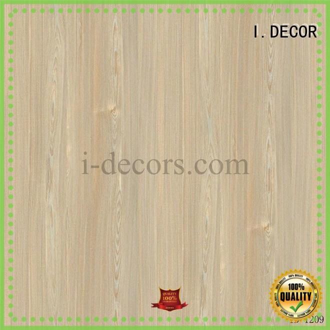 Wholesale imported decorative paper sheets oak I.DECOR Brand