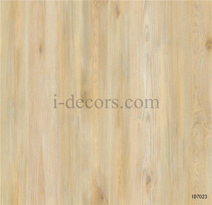 ID7023 Papier décor chêne 4 pieds avec encre importée