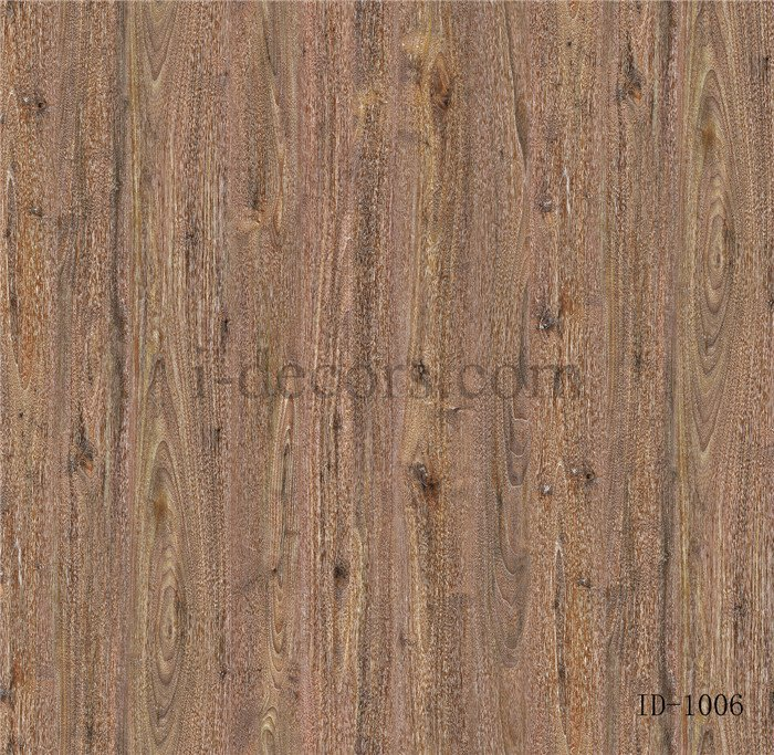 I.DECOR ID1006 walnut decor paper 4 feet with imported ink ID Series 2015 image84