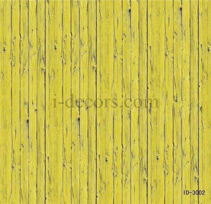ID3002-3 Papier décor pin 4 pieds avec encre importée