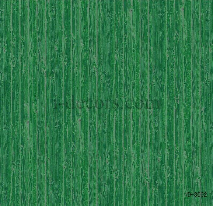 ID3002-2 Papier décor pin 4 pieds avec encre importée