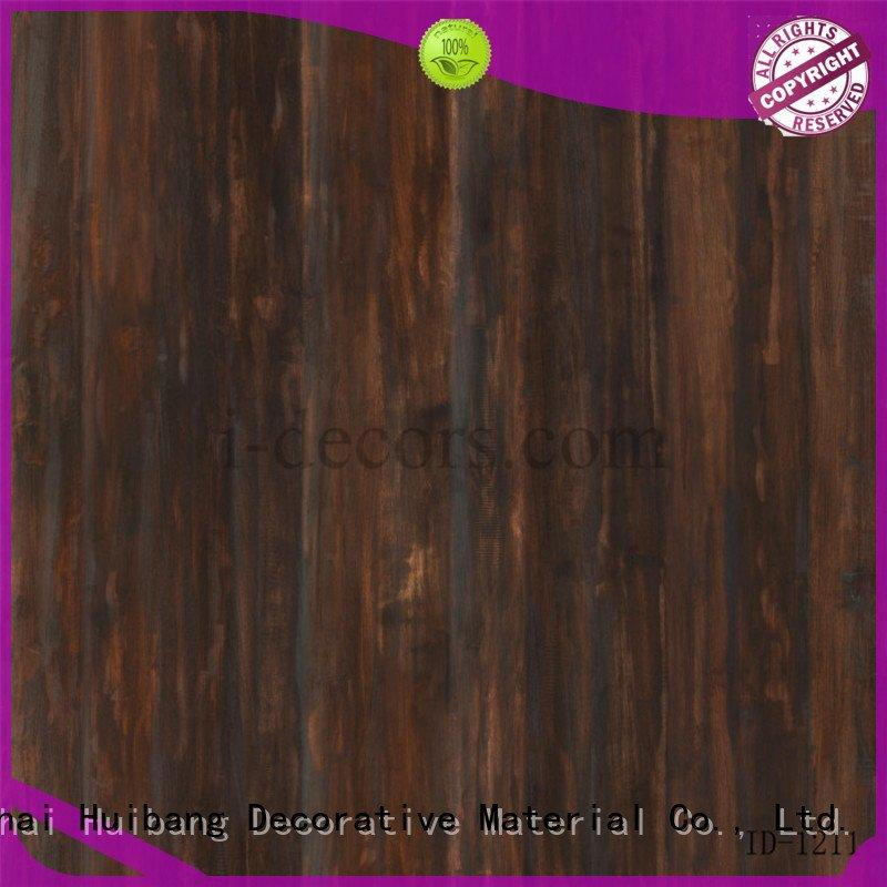 decorative paper sheets id1007 laminate melamine paper I.DECOR Decorative Material