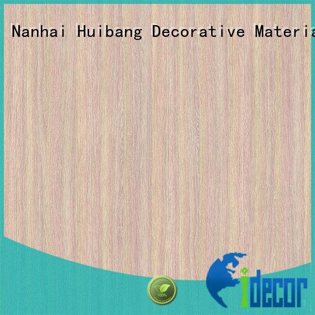 78130 78132 teak wall decoration with paper I.DECOR Decorative Material