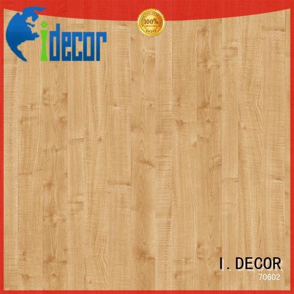 1860mm oak walnut I.DECOR wall decoration with paper