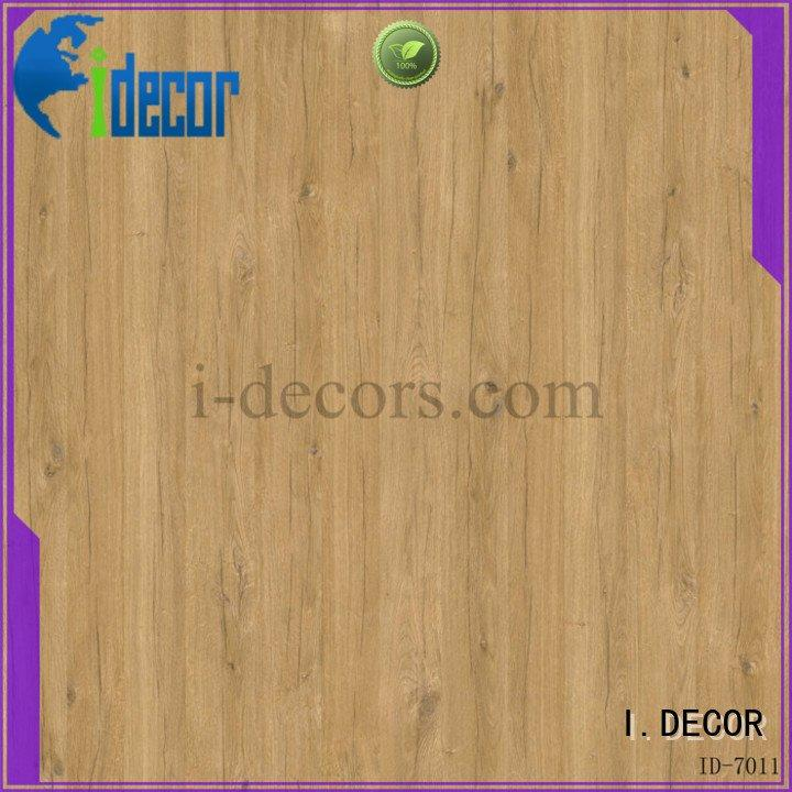 I.DECOR Brand paper imported decorative paper sheets walnut oak