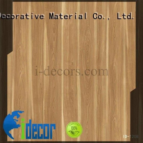 Wholesale id1103 id1210 marble laminate paper I.DECOR Decorative Material Brand