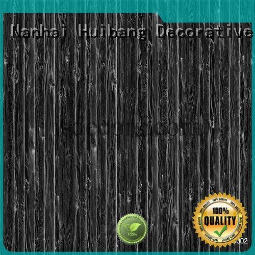 Wholesale panel ink walnut melamine I.DECOR Decorative Material Brand