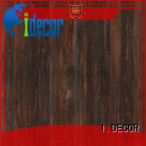 walnut oak laminate melamine feet I.DECOR Brand company