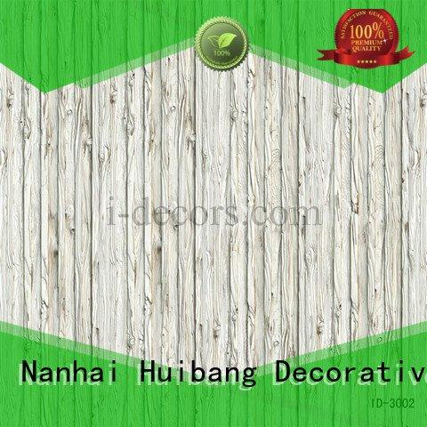Wholesale melamine paper walnut melamine I.DECOR Decorative Material Brand