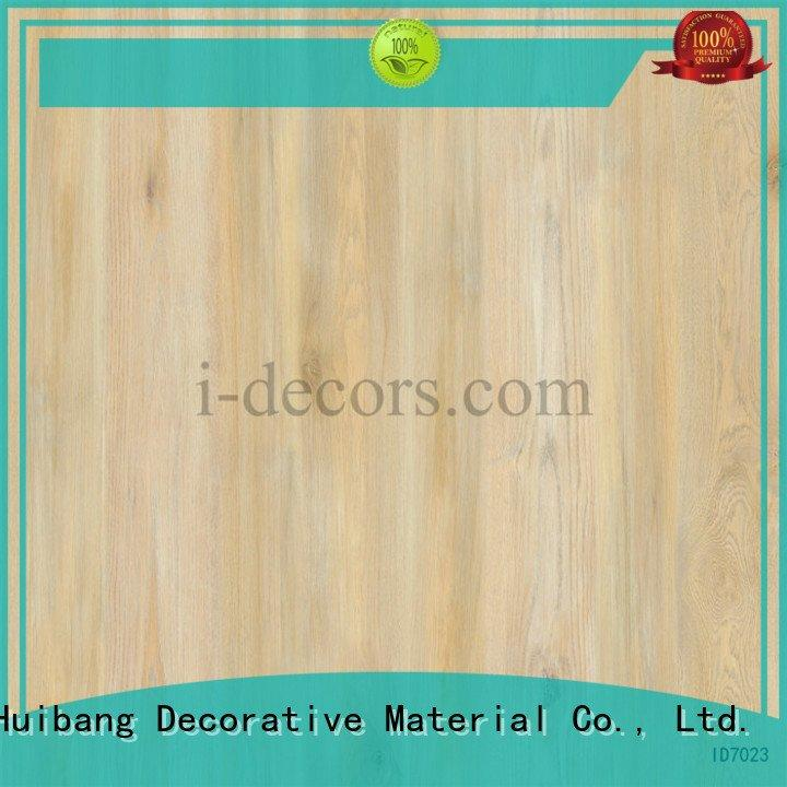 I.DECOR Decorative Material apartment interior design imported id7023 id1012 walnut